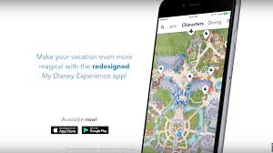 New My Disney Experience app Launches, Makes Planning Walt Disney ...