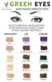 green or hazel eyes never know what colors go with your eyes need help eyeshadow guidebest