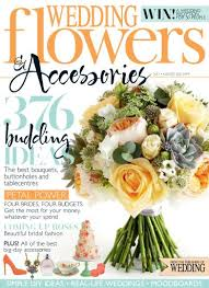 wedding flowers magazine july august