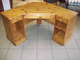 corner office desk wood. Modren Office Corner With Pine Office Desk  Amazing Throughout Wood I