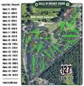 Hole 1 • Ella Sharp Park (Jackson, MI) | Disc Golf Courses | Disc ...