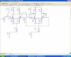 После расчетов необходимо   лабораторной работе №4 Исследование характеристик транзисторных усилительных схем на дифференциальных каскадах средствами системы micro cap пункт 1