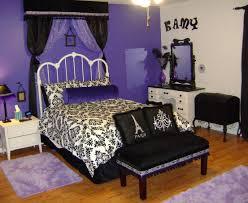 Purple And Black Bedroom Decor Purple And Black Bedroom Ideas Perfumevillageus