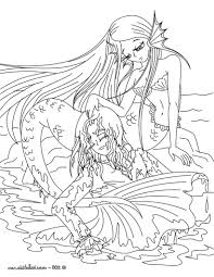 Hard Coloring Games Dcp4 Popular Mermaid Coloring Pages The Truth