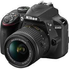 Nikon D3400 DSLR 24.2 MP Fotoğraf Makinesi Fiyatları