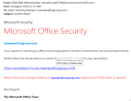 Microsoft Office Example Avoid The Office 365 Phishing Scam Lcs Group Ltd