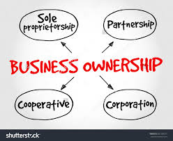 business ownership mind map concept stock vector  business ownership mind map concept