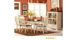 dining chairs contemporary cherry dining room table and chairs new homelegance ohana 7 piece