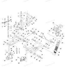 wiring diagram for a polaris sportsman wiring discover 2000 polaris xc rear suspension diagram