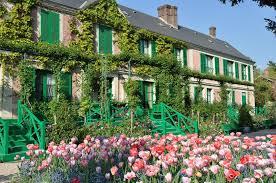 rouen giverny gardens day tour