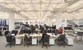 Office Furniture Interior Design Stunning RGA Office New York By Foster Partners And Tillotson Design