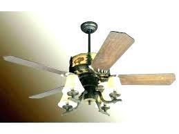 dual head ceiling fan double fans with light tb bronze