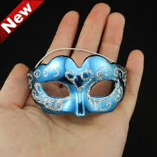 Miniature Masquerade Masks Decorations Cheap party mask Buy Quality masquerade masks directly from China 4