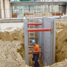 Image result for specifications of trench box
