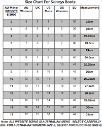 Womens Slipper Size Chart Princess Ladies Slipper