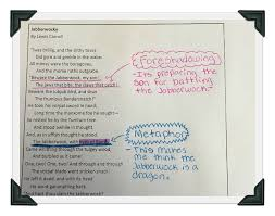 Characteristics Of Poetry Anchor Chart Poetry As Mentor Text Scholastic