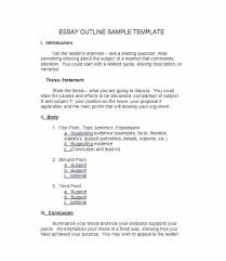 An Outlining Essays Can Be Very Informal You Might Simply