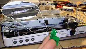 how to make a wii laptop part the final installment back in part 2 we connected a plug to the wifi module so we could attach the antenna ease it s on the edge of the motherboard so it s still