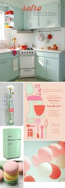 Kitchen Themed Bridal Shower Bridal Shower Inspiration Retro Kitchen Theme