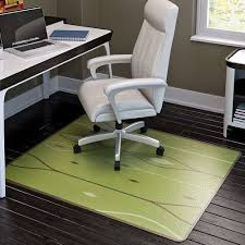 hardwood floor chair mats. Natural Waves Chair Mats For Hardwood Floor- Olivine Floor W