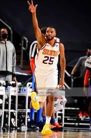 Mikal Bridges of the Phoenix Suns ...