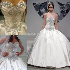 Say Yes To The Dress Uk Designers Trendy Design Ivory Sparkle 2015 Spring Pnina Tornai Dress