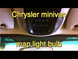 2001 2007 dodge grand caravan chrysler town and country map light 2001 2007 dodge grand caravan chrysler town and country map light bulb