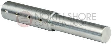 8 inch garage door shaft extension for 1in hollow shaft