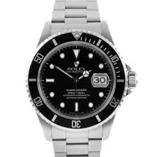 men winsome preowned second hand luxury watches the watch mens alluring pre owned rolex mens stainless steel submariner watch watches l full size