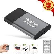 <b>KingDian</b> External SSD 120GB 250GB 500GB 1TB <b>External Hard</b> ...