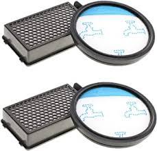 HEPA filter for Rowenta Power Cyclonic / Moulinex / <b>Tefal</b> 4 PCS ...