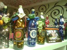Decorative Wine Bottles With Lights Lights in a Bottle in military sports teams and decorative wine 42