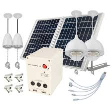 D007 Multifunctional 6V 20000mAh Solar Power Home System W LED Solar Powered Lighting Systems