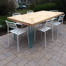... outdoor-patio-table-with-hairpin-legs