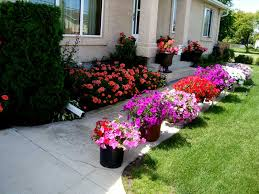 ... Awesome To Do Flowers For Front Yard 15 Landscaping Ideas Design And  Decorating ...