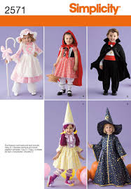 Toddler Costume Patterns