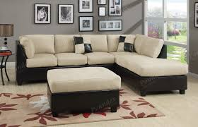 Microfiber Living Room Set Sectional Sofa Furniture Microfiber Sectional Couch 3 Pc Living