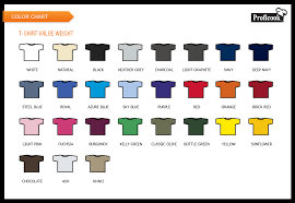 Fruit Of The Loom T Shirt Color Chart Proficook Manufacturing And Sales Of Working Clothes