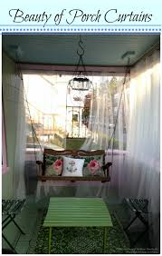 outdoor porch curtains. Wispy Outdoor Porch Curtains Blowing In The Breeze! Provide Ambiance As Well C