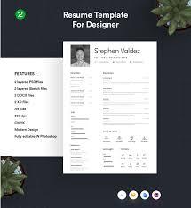 Free Sketch Psd Resume Template Get Psd Sketch Resume Templates