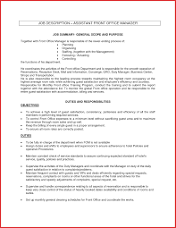 Receptionist Job Resume Receptionist Job Description Resume Best Of Awesome Receptionist 34