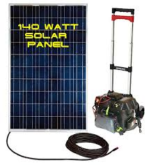 build the ultimate high tech pure sine wave portable solar generator