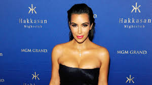 Kim Kardashian Continues to Show Off Her Body on Snapchat Oils Up.