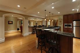 Renovating Kitchen Design Wooden Flooring Unit Renovating A Basement Wooden Floor