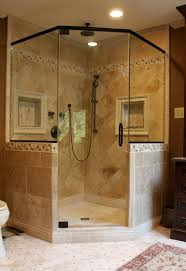 Recessed Shelves Bathroom Like The Shower Frame Want Two Shower Heads Like Recessed