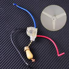 new 3 wires ceiling fan lamp wall light replacement retro pull chain cord switch