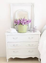 White Dresser I Like The Large Empty Frame Around Small Mirror For  Depth White Dresser46