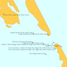 Roanoke Sound Channel North Carolina Tide Chart