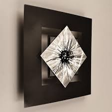 sculpture art painting silver modern abstract pattern home decorating contemporary wall art metal elegant square frame on contemporary square metal wall art with wall art best inspiration of contemporary wall art metal modern