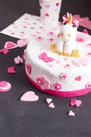 Unicorn Birthday Cake Cake Design A French Girl Cuisine French